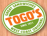 Complimentary drink with a combo meal order at Togo's